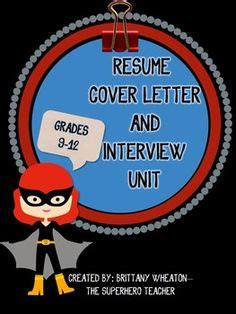 Cover letter needed for interview